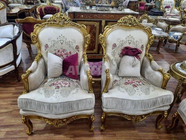 Salon egyptien de luxe - 4