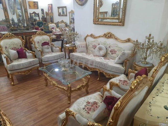 Salon egyptien de luxe - 7