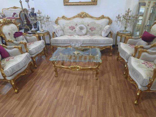 Salon egyptien de luxe - 8