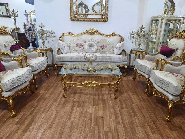 Salon egyptien de luxe - 2