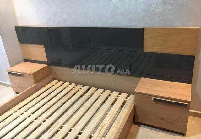 chambre en bois massif Hettre avec choix de client - 3