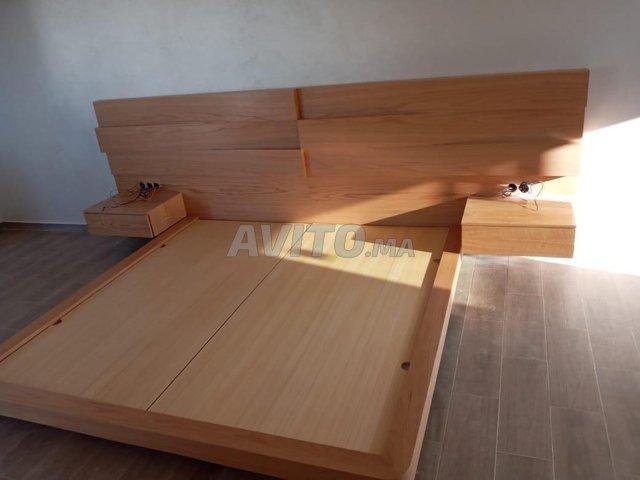 chambre en bois massif Hettre avec choix de client - 1