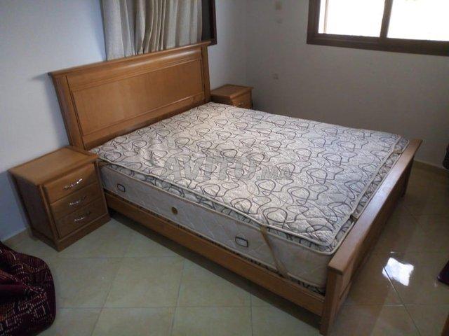 chambre en bois massif Hettre avec choix de client - 5