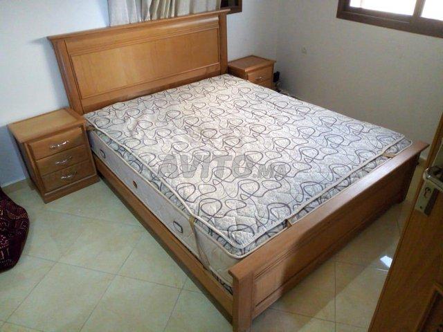 chambre en bois massif Hettre avec choix de client - 4