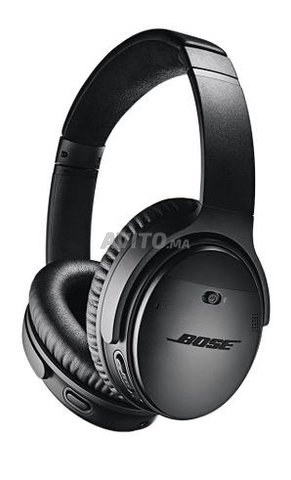 Casque Bose Quietcomfort 35 ii - 1