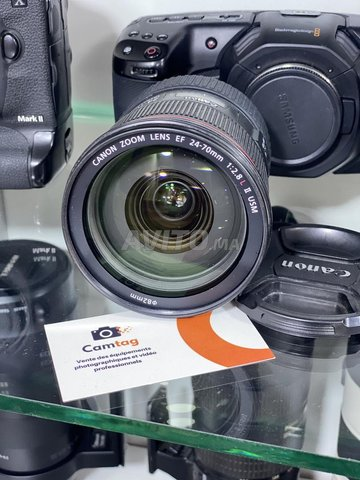 Canon 24-70mm Version 2  - 1