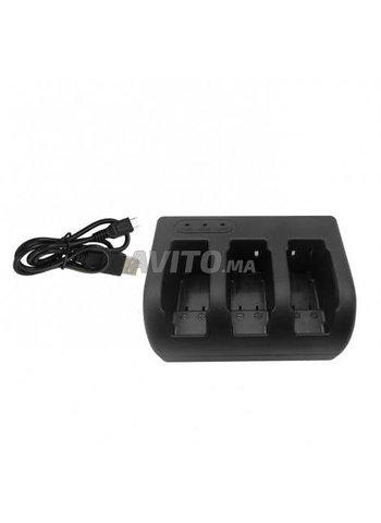 Chargeur de batterie Gopro Hero 5 6 7 8 - 1