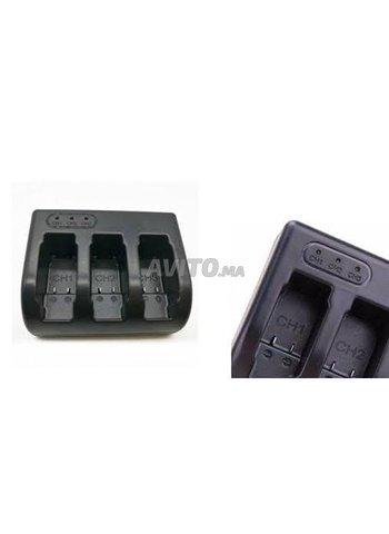 Chargeur de batterie Gopro Hero 5 6 7 8 - 3