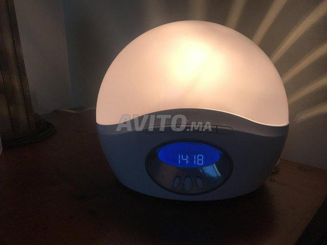 Vends radio réveil Lumie - 2