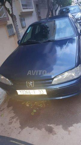 Peugeot 406 - 1