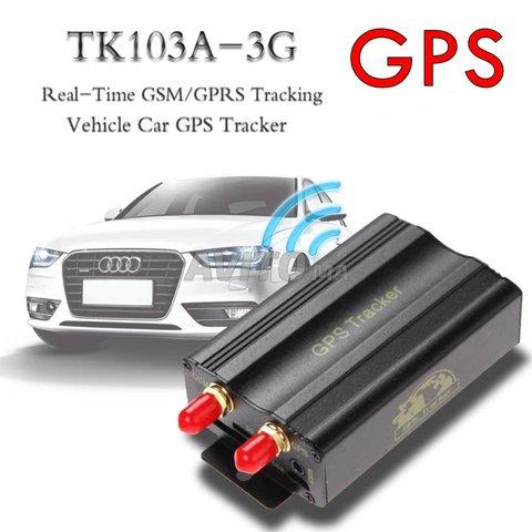 Tk103 Localisateur GPS avec Télécommande - 1
