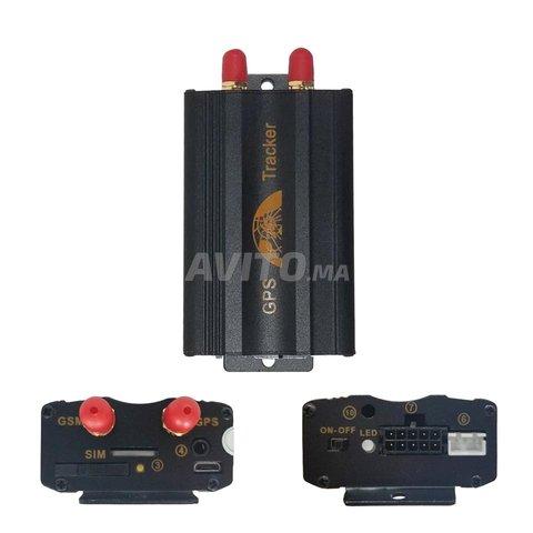 Tk103 Localisateur GPS avec Télécommande - 3