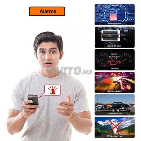 Tk103 Localisateur GPS avec Télécommande - 4