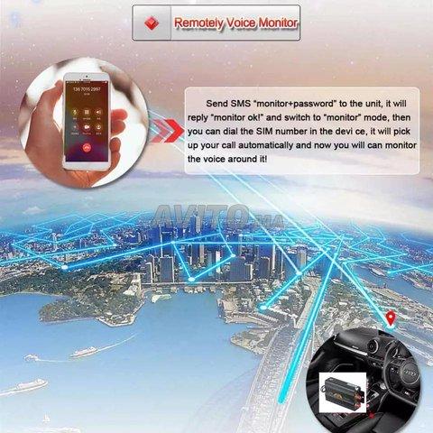 Tk103 Localisateur GPS avec Télécommande - 5
