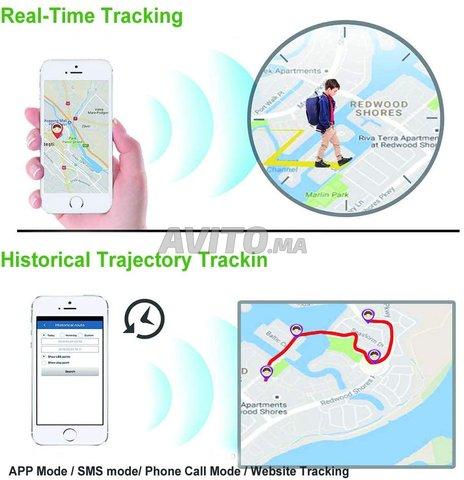 Tk110 Traceur GPRS anti-vol suivi en temps réel - 2