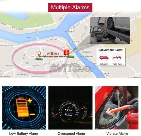 Tk110 Traceur GPRS anti-vol suivi en temps réel - 4