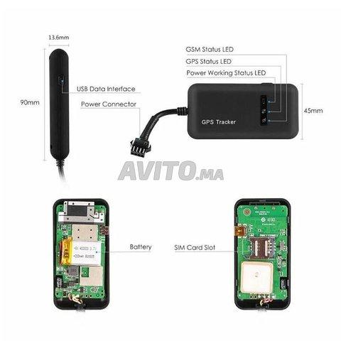 Tk110 Traceur GPRS anti-vol suivi en temps réel - 7