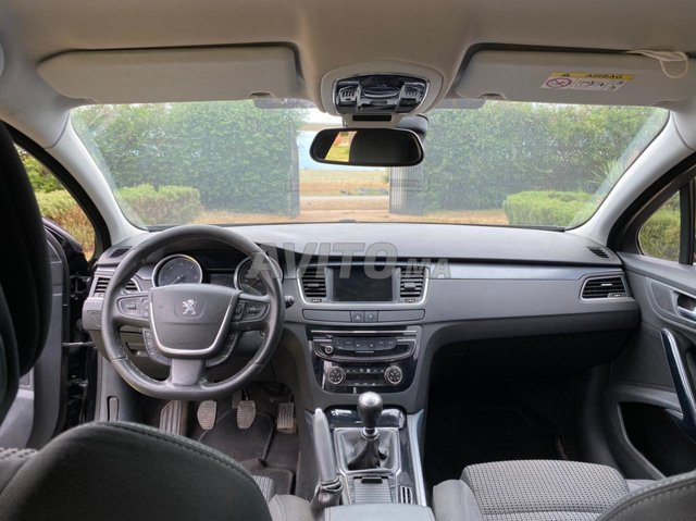 Peugeot 508 full option  - 4