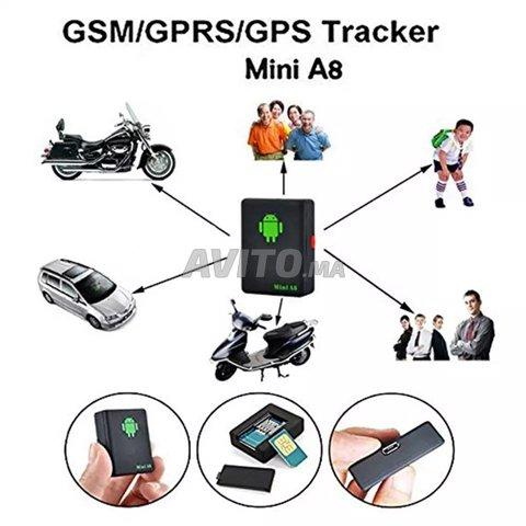 Mini A8 Micro GSM espion  - 2