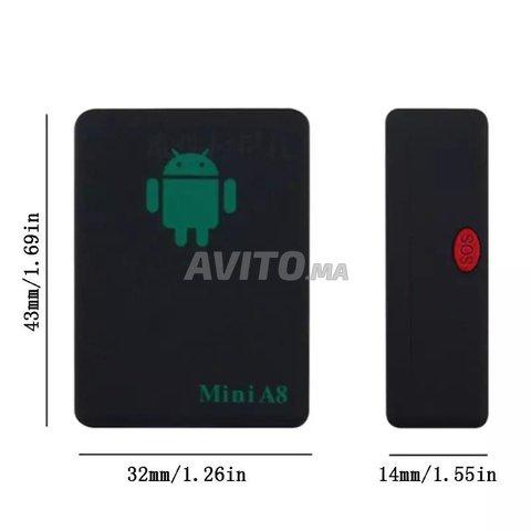 Mini A8 Micro GSM espion  - 5
