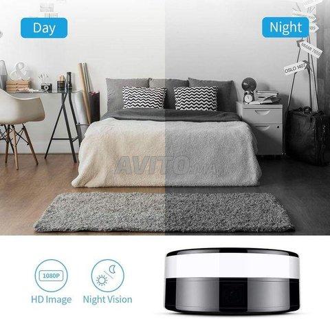 Chargeur sans Fil caméra espion WiFi - 4