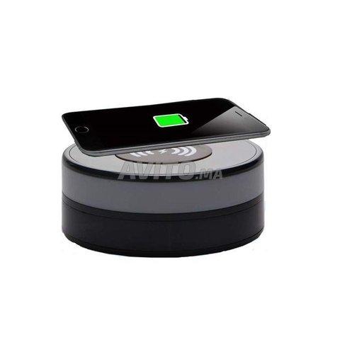 Chargeur sans Fil caméra espion WiFi - 6