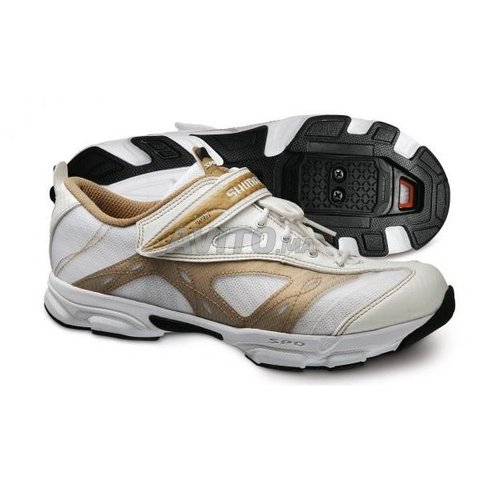 Chaussures vélo sport spining SHIMANO Femme 40 - 4