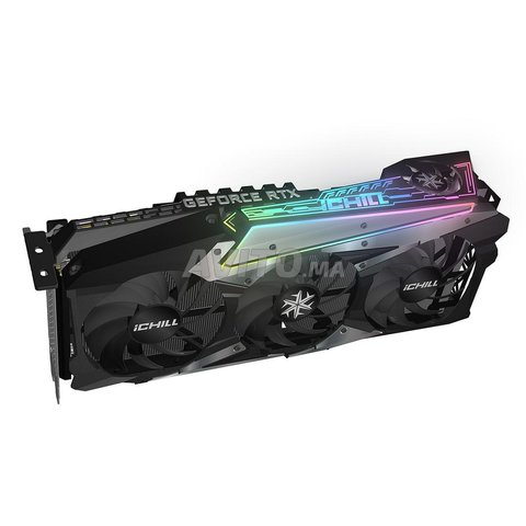 INNO3D GeForce RTX 3090 ICHILL X4 RGB - 4