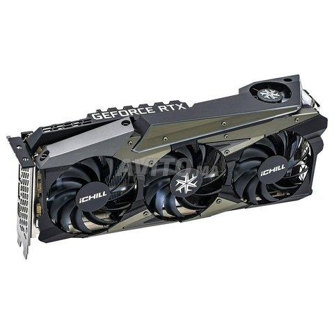 INNO3D GeForce RTX 3090 ICHILL X4 RGB - 3