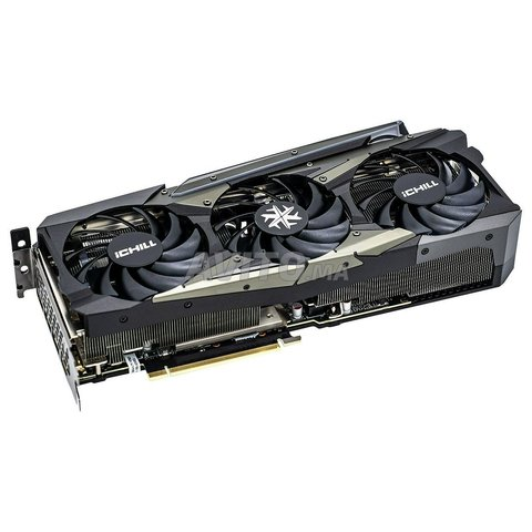 INNO3D GeForce RTX 3090 ICHILL X4 RGB - 2