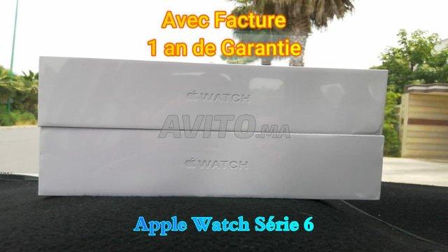 Apple MacBook PRO 16/ipad Air 4/watch série - 4