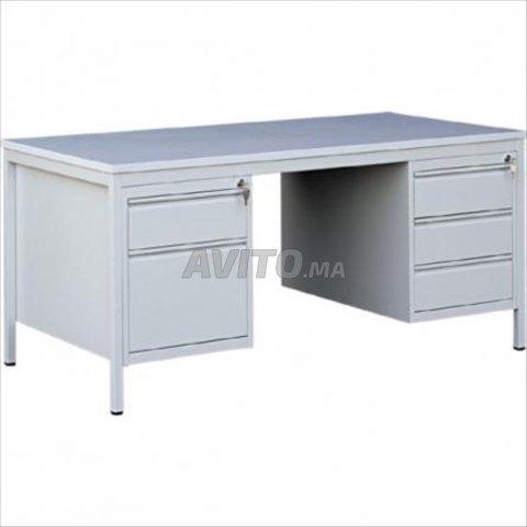 Bureau métallique / haute qualité 89612 42492  - 2