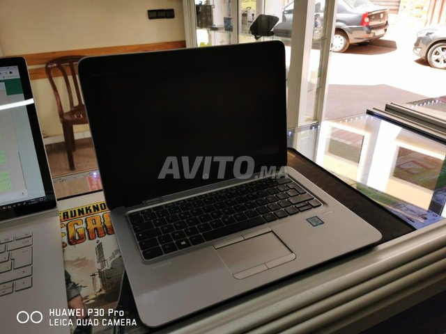 HP Elitebook 820 G3 i5 6TH 8Go 256Go SSD HD TBE - 5