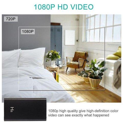 Power Bank Caméra Espion WiFi Full HD 1080p - 3