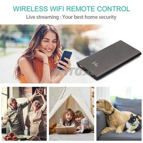 Power Bank Caméra Espion WiFi Full HD 1080p - 4