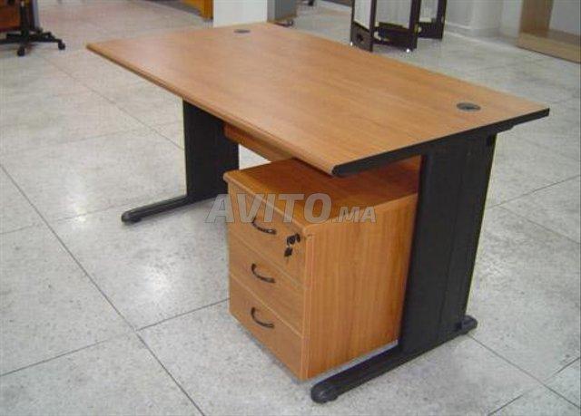 Bureau semi metalque  - 1