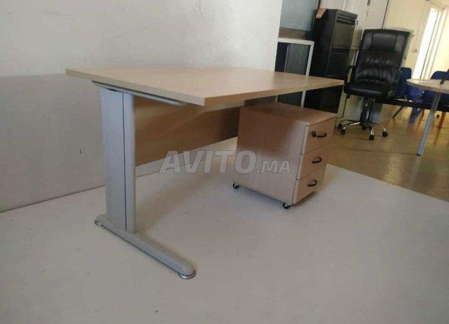 Bureau semi metalque  - 2
