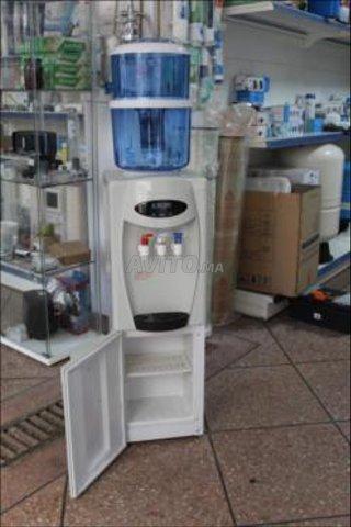 JL FILEPU Distributeur d'eau avec bonbonne trois f - 1