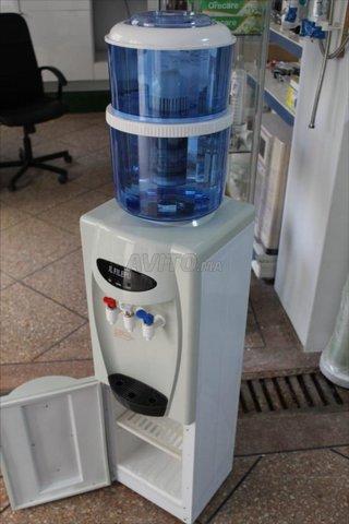 JL FILEPU Distributeur d'eau avec bonbonne trois f - 2