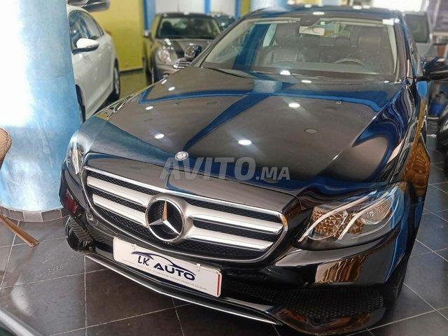 Mercedes-Benz Classe E220 DIESEL  - 3