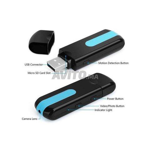 Clé USB U8 caméra espion discrète HD - 2