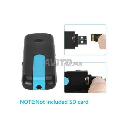 Clé USB U8 caméra espion discrète HD - 3