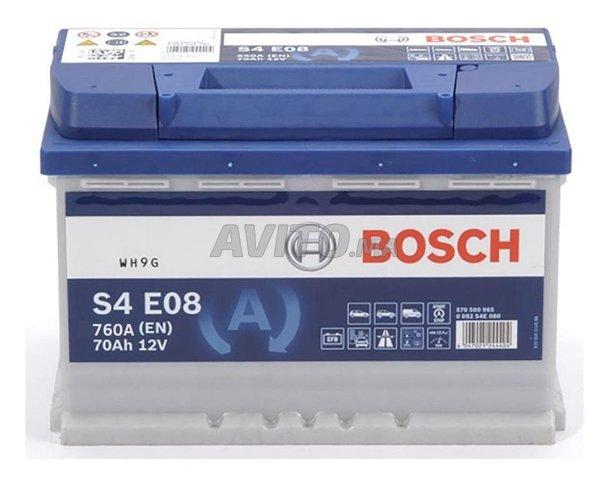 BOSCH-BATTERIE. S/E 12V 70 AH 760A START-STOP - 1