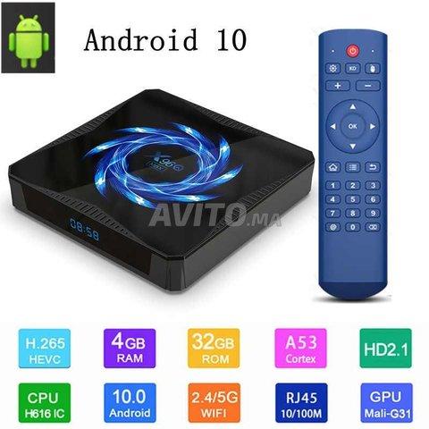 TV Box X96Q MAX 4Go 64GB avec IPTV 12 Mois - 3