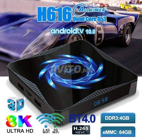 TV Box X96Q MAX 4Go 64GB avec IPTV 12 Mois - 4
