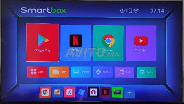 TV Box X96Q MAX 4Go 64GB avec IPTV 12 Mois - 6