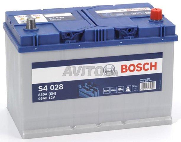 BOSCH-Batterie 12V 95 AH 850  START-STOP - 1