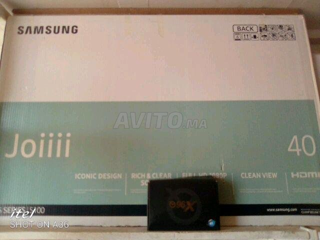 TV Samsung led 40 pouce - 1