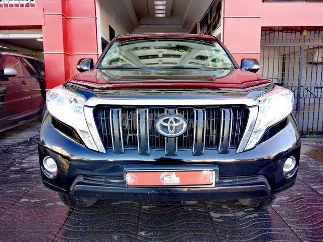 Toyota LAND CRUISER PRADO TX V6 W Maroc Diesel - 1