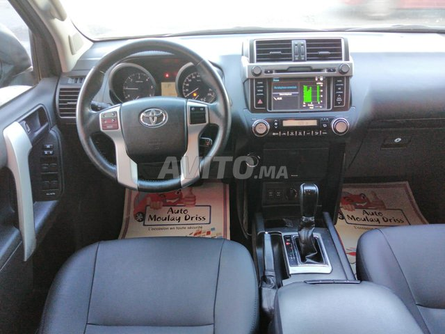 Toyota LAND CRUISER PRADO TX V6 W Maroc Diesel - 2